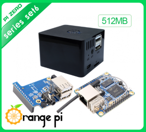Specification Orange Pi Zero